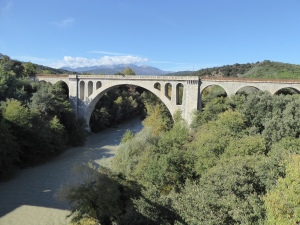 Ceret railway bridge